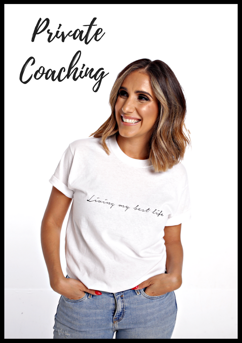 private coaching with Noor Hibbert