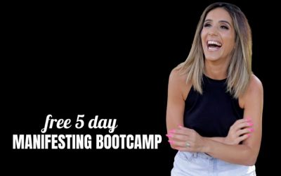 Free 5 Days Manifesting Bootcamp