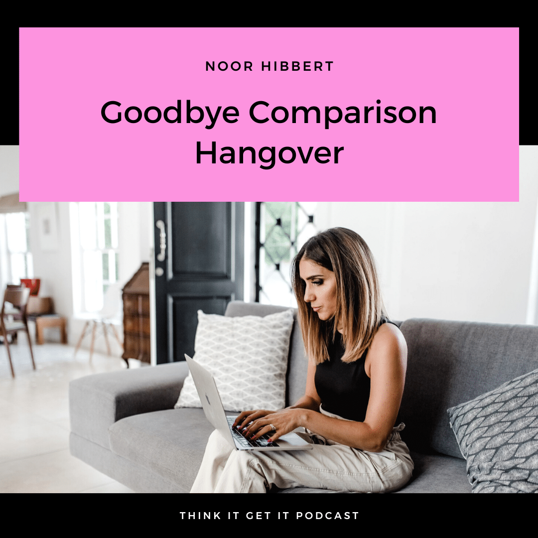 Chapter 9: Goodbye Comparison Hangover